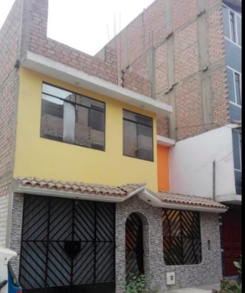 casa de 120 m² urb santo domingo 10ma etapa carabayllo