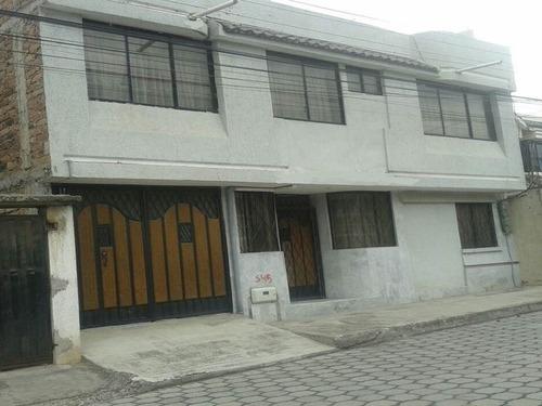 casa de 2 departamentos en venta  riobamba