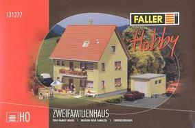 Faller h0 131225 casa con balcón nuevo