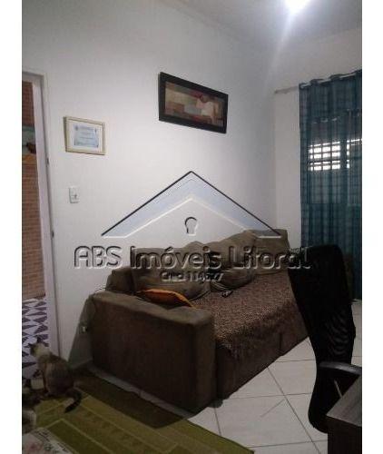 casa de 2 dormitórios com suíte no campo da aviação em praia grande