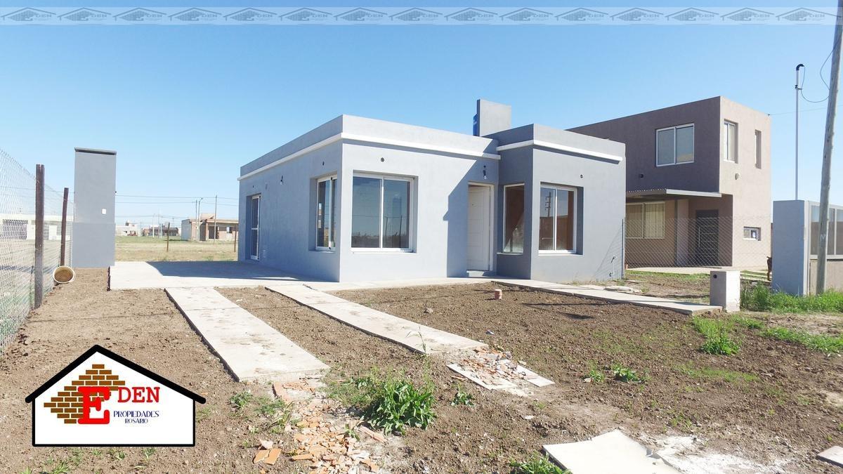 casa de 2 dormitorios con jardín | tierra de sueños 3 - roldán