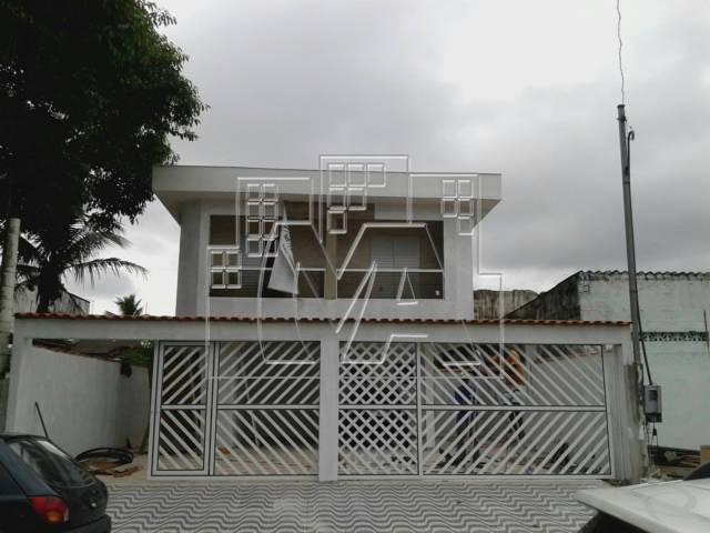 casa de 2 dormitórios em condomínio fechado