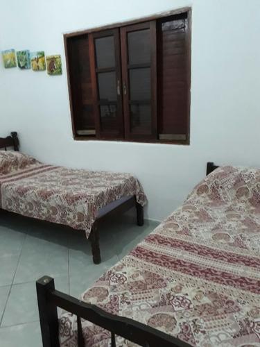 casa de 2 dormitórios para temporada e finais de semana - ca0003