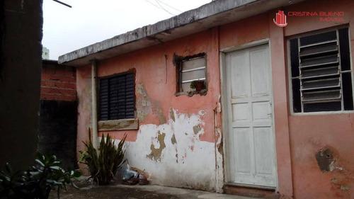 casa de 2 dorms com edìcula, vila campestre, são paulo - ca0151. - ca0151