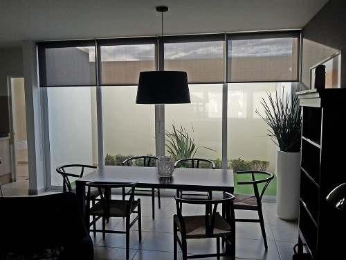 casa de 2 plantas, 3 recamaras en puerta natura mod caoba