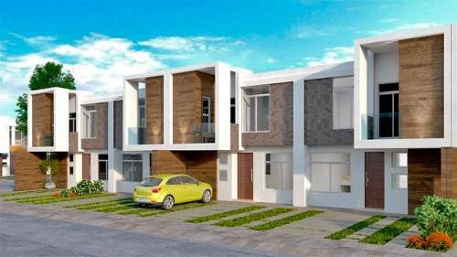 casa de 2 plantas, 3 recamaras en residencial punta del este