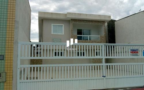 casa de 2 quartos e sala com sacada, praia grande