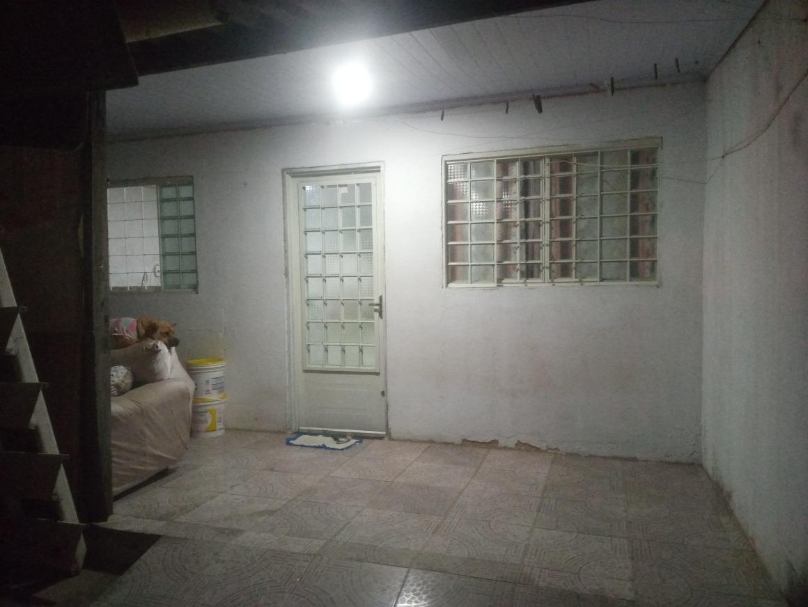 casa de 2 quartos mais sobradinho inacabado