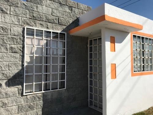casa de 2 recamaras,90 m2 terreno