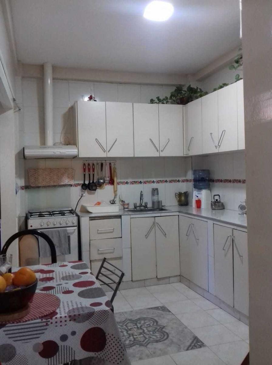 casa de 3 ambientes, 2 baños