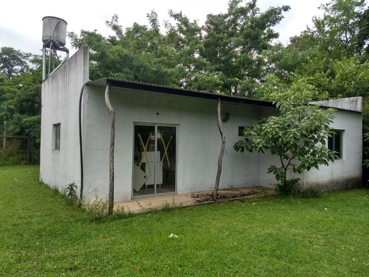 casa de 3 ambientes. b° villa adriana, cañuelas (a)