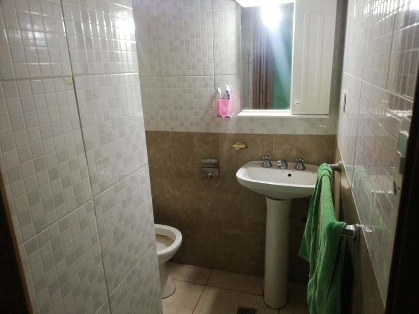 casa de 3 ambientes con dos dormitorios totalmente equipada