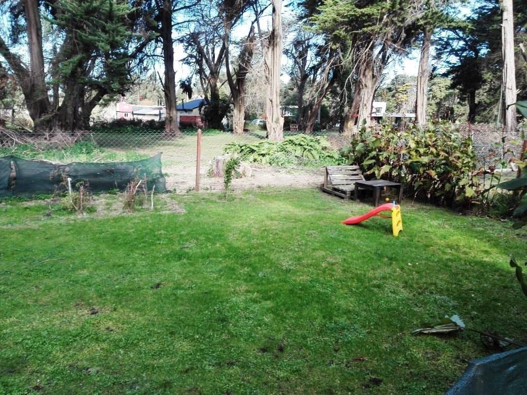casa de 3 ambientes en lote de 450 metros. zona barrio acantilados golf.