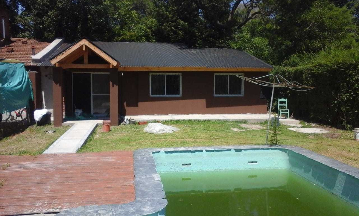 casa de 3 ambientes, pileta, renta, permuta, tortuguitas