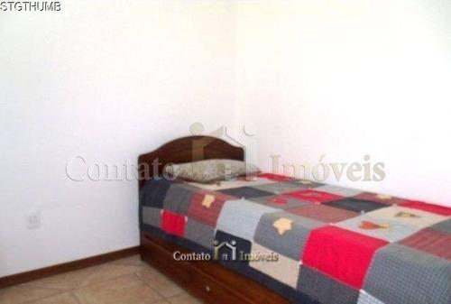casa de 3 dormitório - jardim tapajos - ca-0399-1