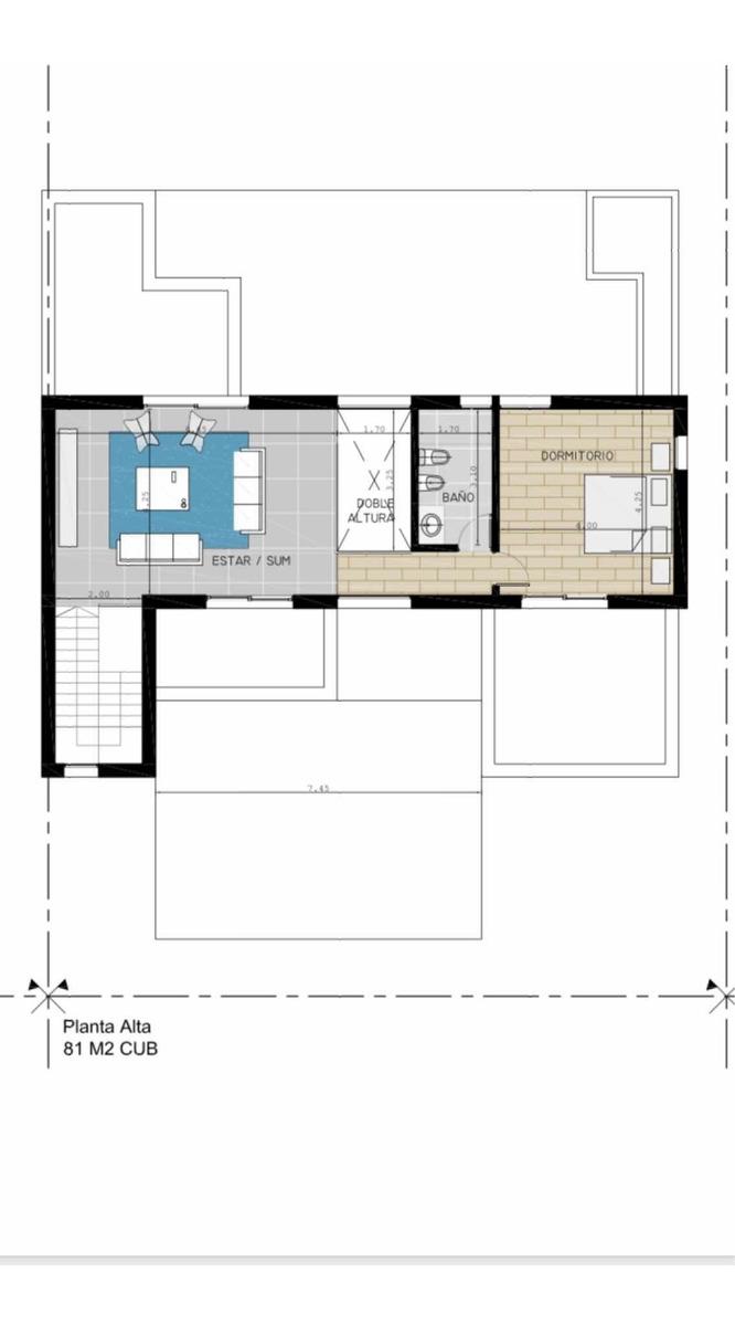 casa de 3 dormitorios a estrenar en aldea fisherton