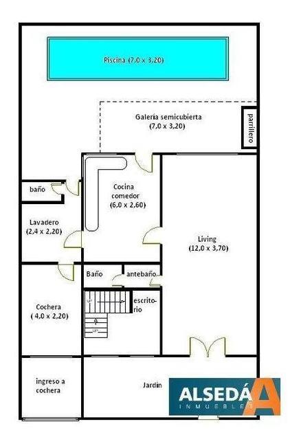 casa de 3 dormitorios , cochera , quincho y piscina , excelente calidad