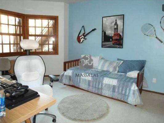 casa de 3 dormitórios com garagem à venda, imprial park - porto alegre/rs - ca0276
