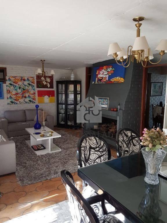 casa de  3 dormitórios com garagem à venda no bairro ipanema - porto alegre/rs - ca0258