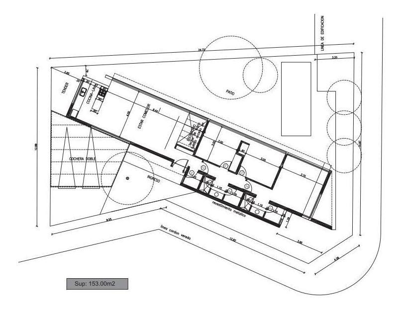 casa de 3 dormitorios en miradores de manantiales