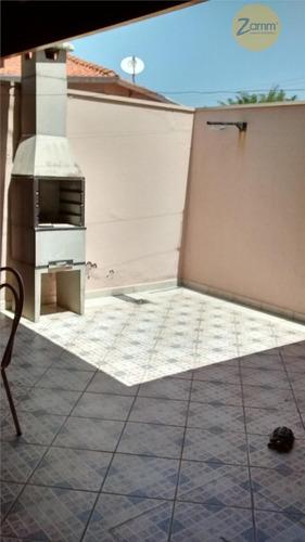 casa de 3 dormitórios no vila flora - codigo: ca1594 - ca1594