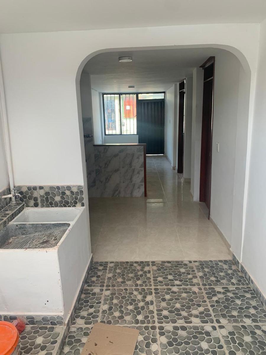casa de 3 habitaciones 1 baño y plancha