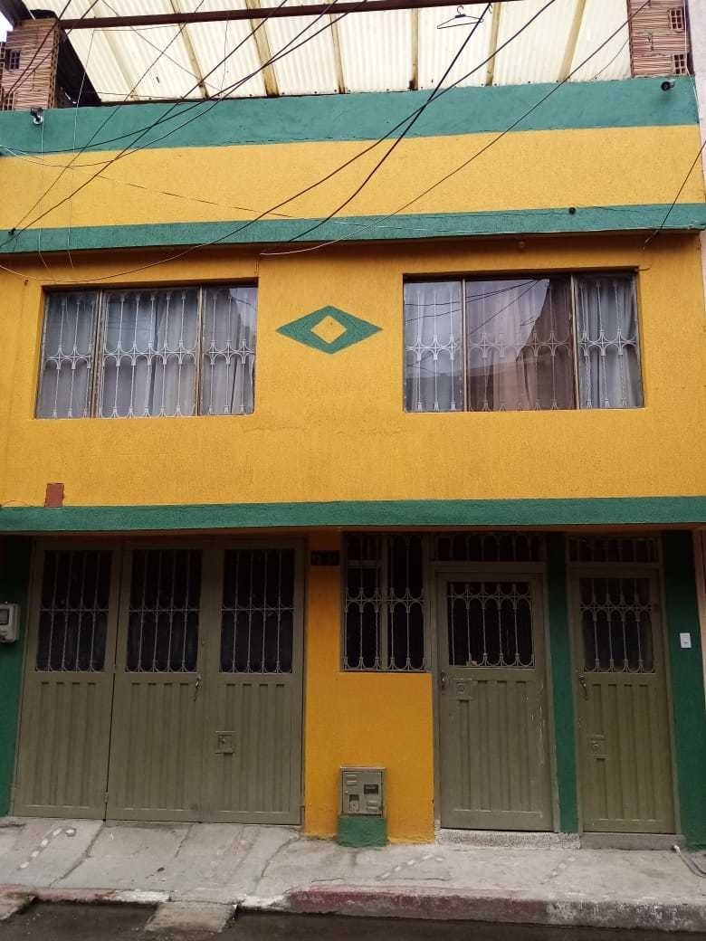 casa de 3 niveles