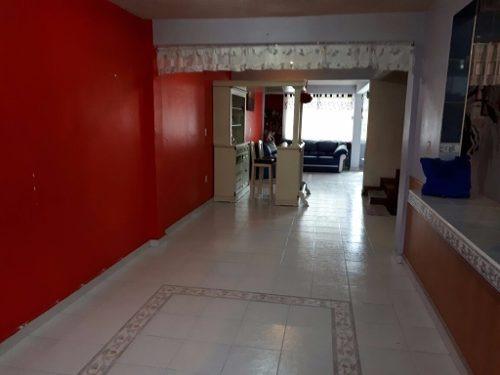 casa de 3 niveles en desarrollo urbano quetzalcóatl, iztapalapa. excelente oportunidad.
