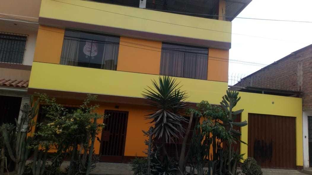 casa de 3 pisos 185m2 area