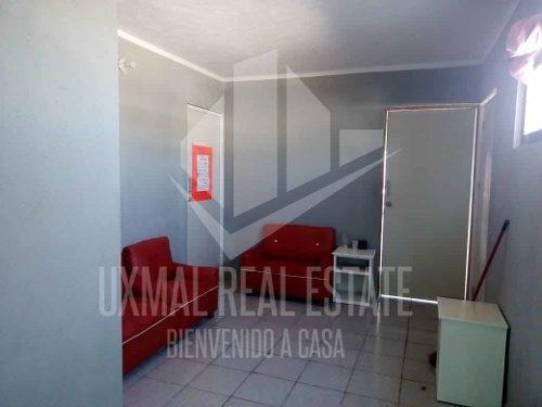 casa de 3 pisos en av. canek con 8 recamaras 3 locales