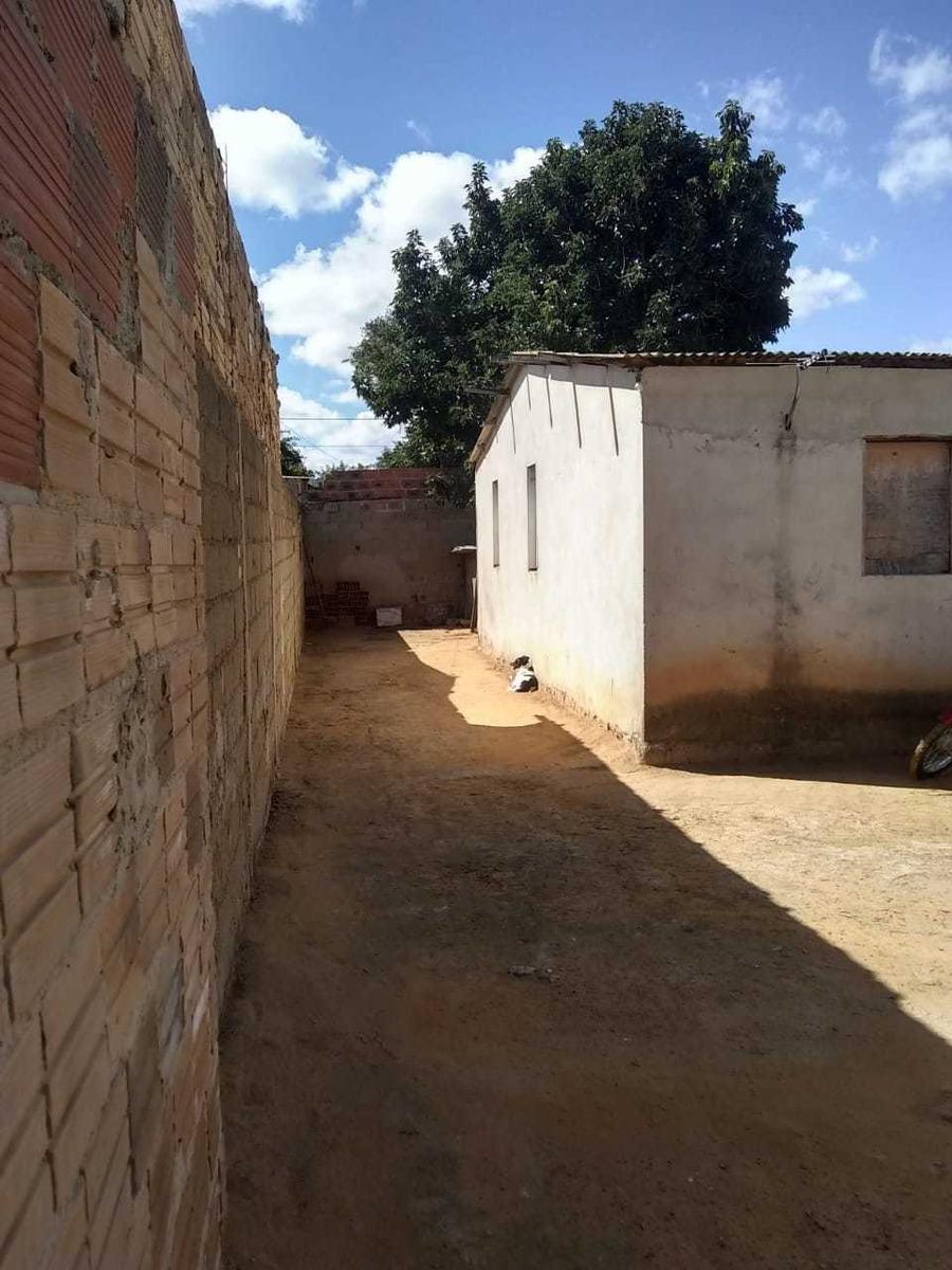 casa de 3 quartos 1 banheiros 1 sala 1 cozinha..10×23