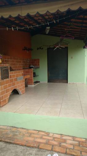 casa de 3 quartos com suite com 4 vagas de garagem no bairro novo riacho - 1621