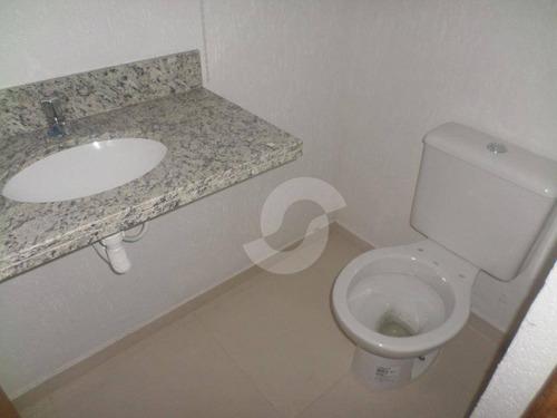 casa de 3 quartos em cond. fechado, maria paula, são gonçalo. - ca1395