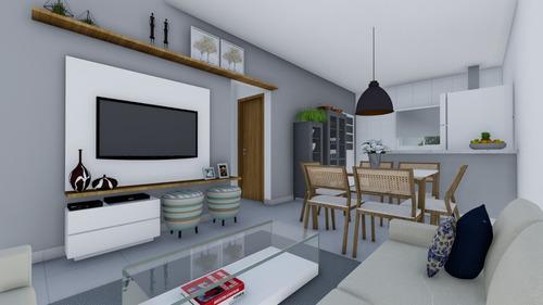 casa de 3 quartos em condomínio com entrada de 3 mil