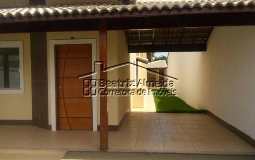 casa de 3 quartos sendo 1 suíte em itaipuaçu - maricá rj