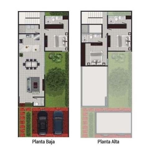 casa de 3 recámaras en privada campocielo