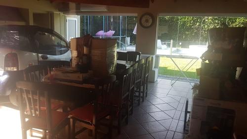 casa de 4 ambientes en el country el lauquen club de campo