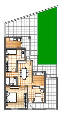 casa de 4 ambientes en marmol/adrogue, apta crédito