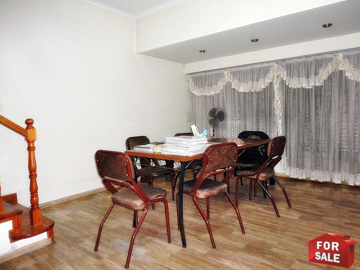 casa de 4 ambientes sobre lote propio