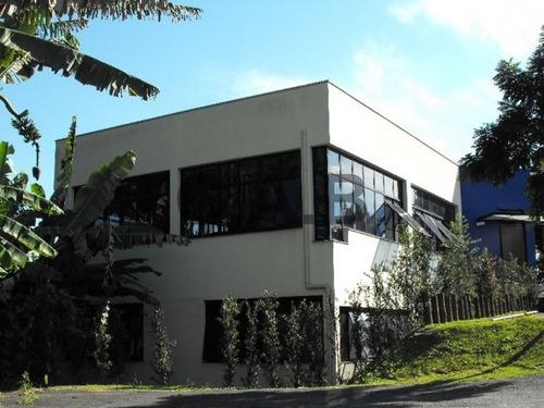 casa de 4 dormitorios no residencial alphaville 6 - 5169