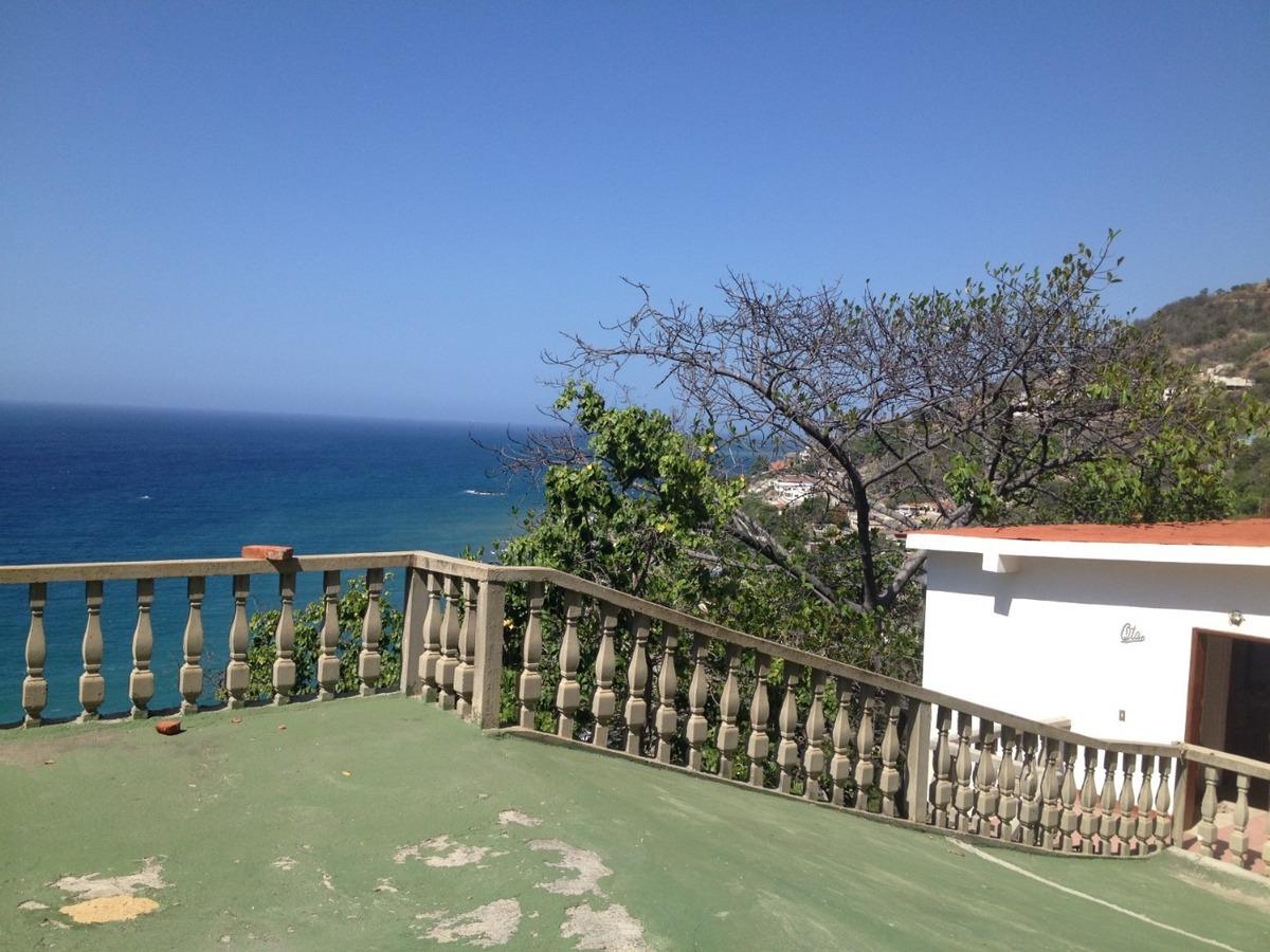 casa de 4 habitaciones mas anexo edo vargas taguao