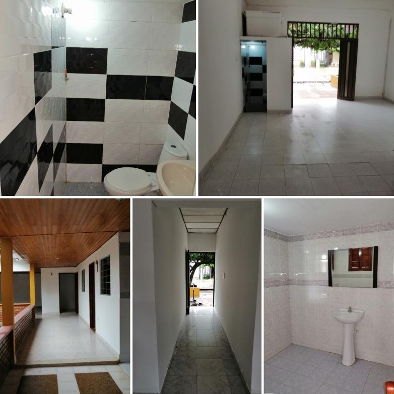 casa de 4 habitaciones y 3 baños