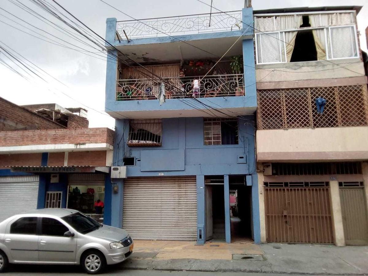 casa de 4 pisos independientes