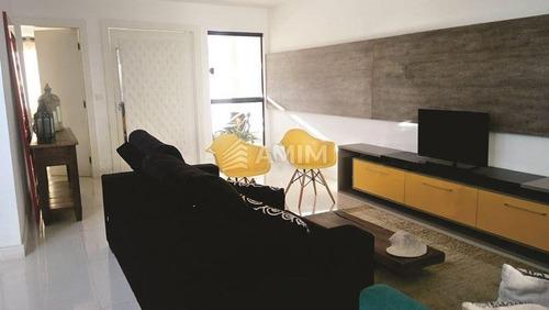 casa de 4 quartos luxo 1ª locação junto da praia de itacoatiara. - ca0018