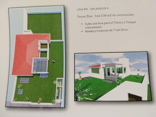 casa de 4 recamaras con baño jardín, roof garden en privada