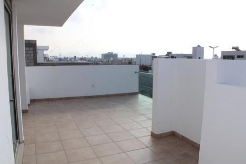 casa de 4 recamaras,128 m2 de terreno,con roof garden