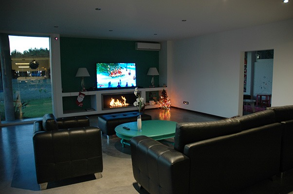 casa de 400 m2 p 10 pax / pileta climatizada en la herradura