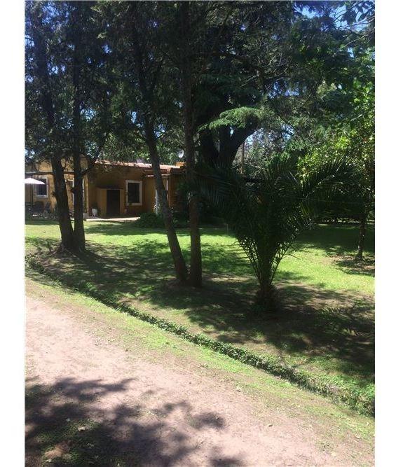 casa de 5 hectareas de campo en venta en baradero