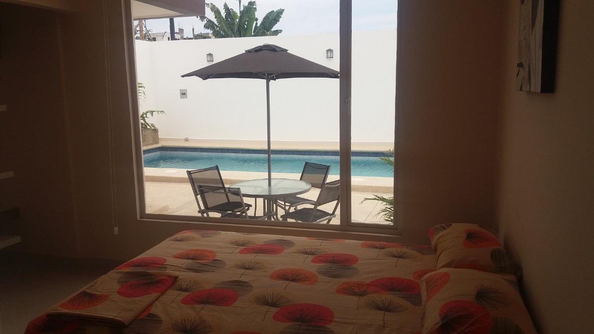 casa de alquiler en playa almendro tonsupa