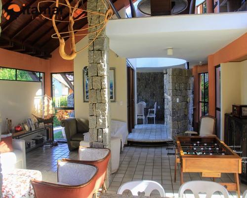 casa de alto padrão a venda em guarapari é nas imobiliárias itamar imoveis - ca00258 - 34105964